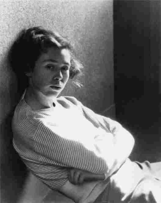 One of Lange's portrait customers, Ms. Raentsch, 1932