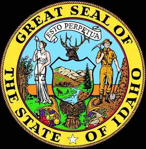 State Seal of Idaho