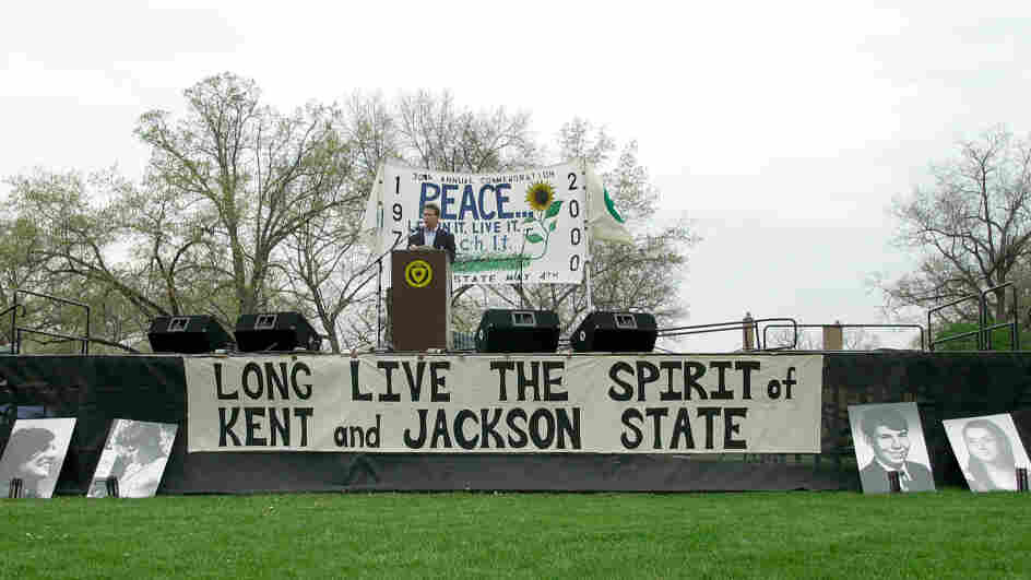 1970 shootings at Kent and Jackson State remembered