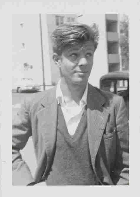 """Peter Orlovsky, 1955"""