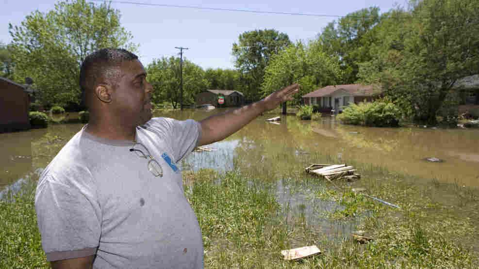 Massive Rainstorms Wreak Havoc On Nashville