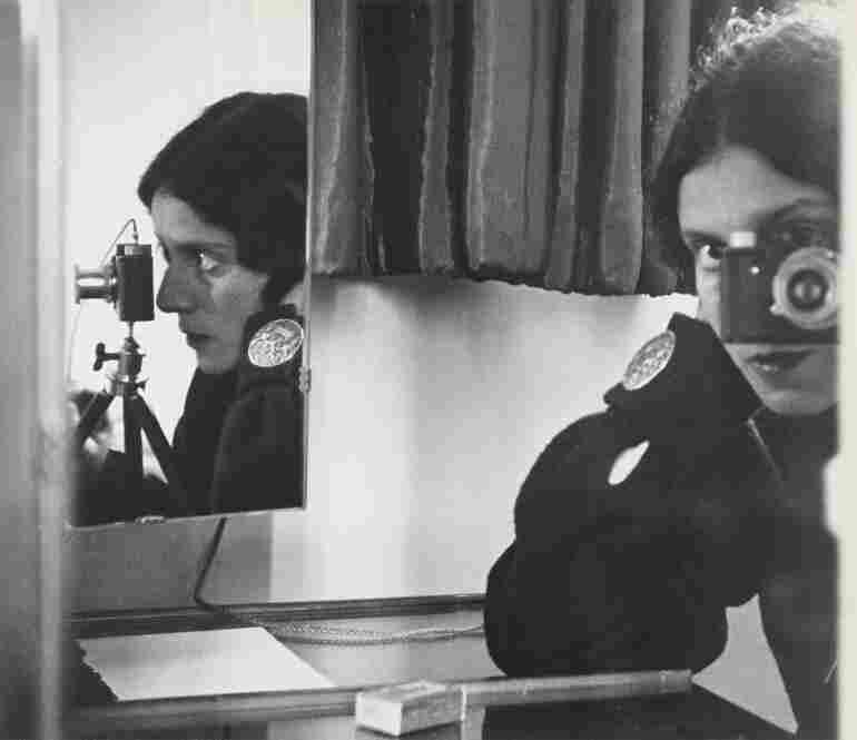 Self-Portrait in Mirrors, 1931