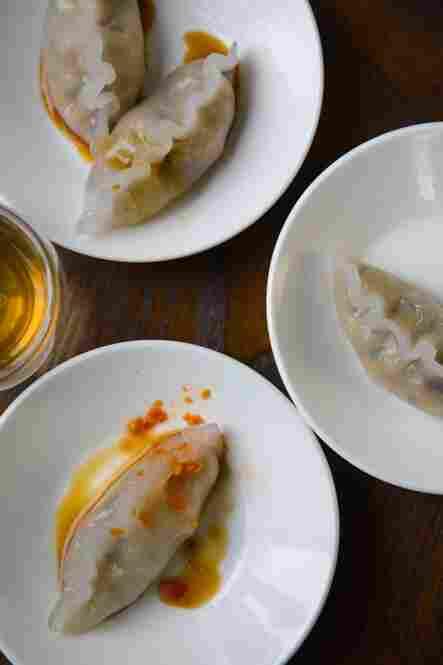 Still life for Asian Dumpling Cookbook, Ten Speed Press 2009