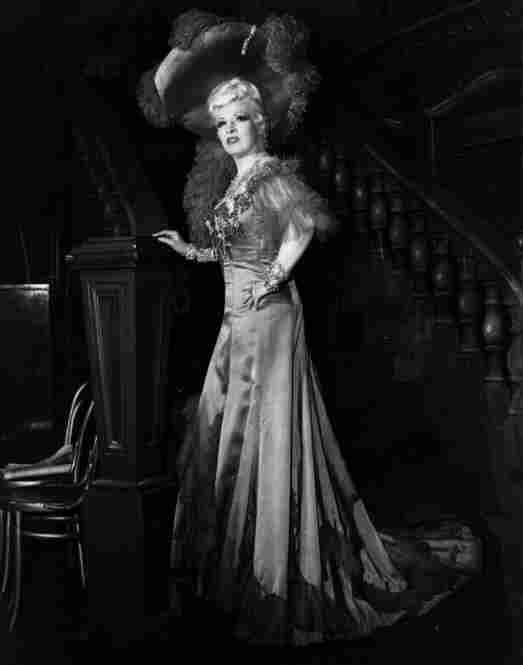 Mae West, actress, 5 feet 1 inch