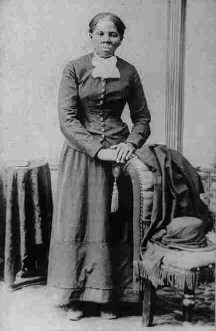 Harriet Tubman, abolitionist, 5 feet