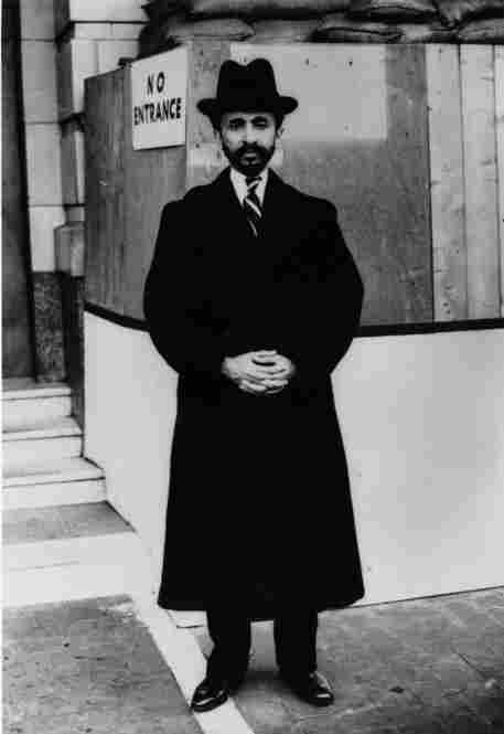 Haile Selassie, emperor of Ethiopia, 5 feet 2 inches
