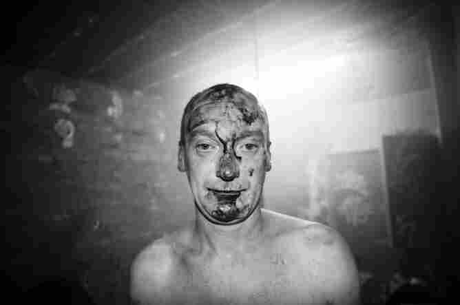 photo of punk band Gruel
