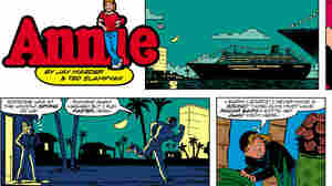Lizards, Leap No More: Little Orphan Annie Strip To End In June