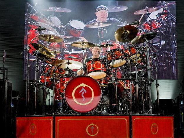 Rush in Concert in Cincinnati - June 30, 2008