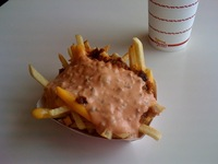 Animal Style Fries