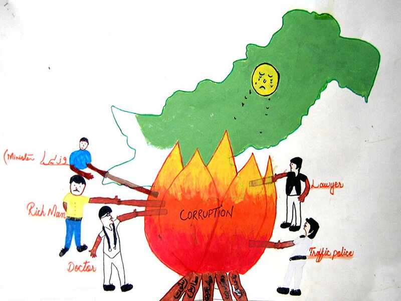 the corruption of society by the media Corruption is not only an economical phenomenon in any society or economy it is not sufficient to call it an economical phenomenon this ignores the more general importance of a corruption-free society for all aspects of life and for all population groups, poor and rich alike.