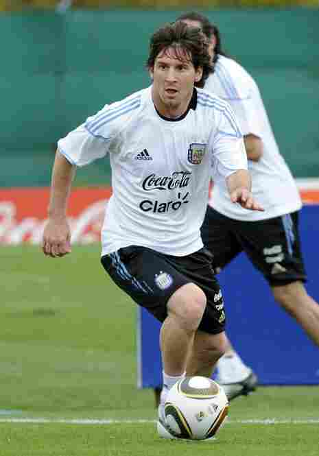 Argentine forward Lionel Messi is currently ranked the world's best player, according to Castrol Rankings.