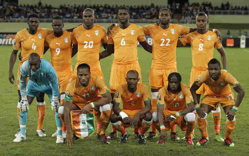 """Ivory Coast's national team could prove to be a fan favorite — no African team has ever made it to the World Cup's title match. Coach Vahid Halilhodzic thinks his team is """"capable of springing a surprise, even against Brazil or Portugal."""""""