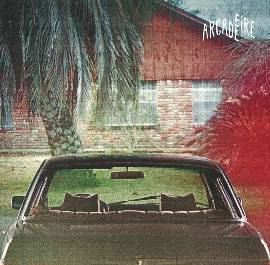 Arcade Fire Album Art