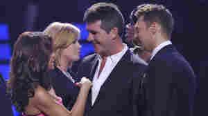 Paula Abdul, Kelly Clarkson, Simon Cowell, Ryan Seacrest