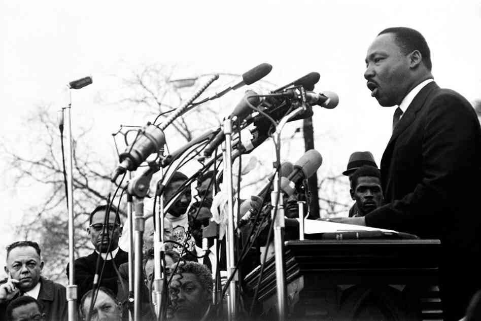 Dr. Martin Luther King Jr., 1965