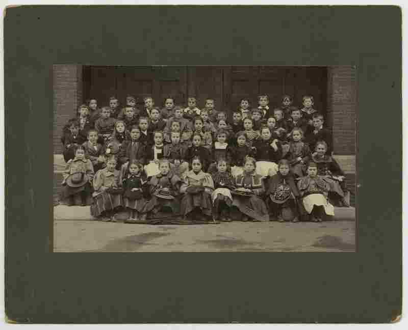 Class photo, circa 1890s, Concord Photo Co.