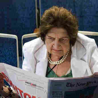 Helen Thomas: The Good And The Bad