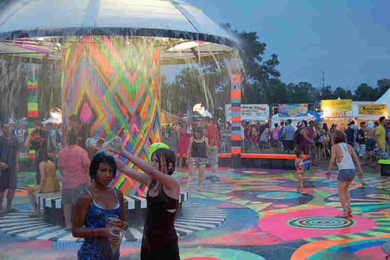 NPR Music at Bonnaroo 2010