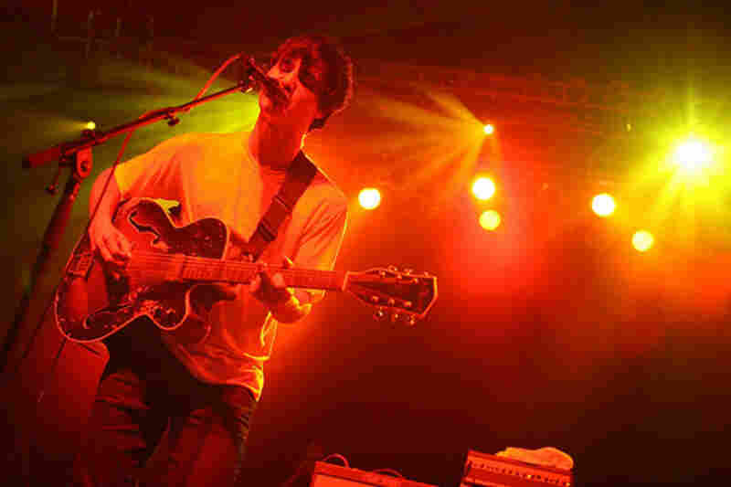 """NPR Music at Bonnaroo 2010: The Dodos live from """"That"""" stage"""