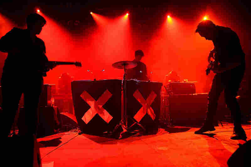 """NPR Music at Bonnaroo 2010: The xx live from """"That"""" stage."""