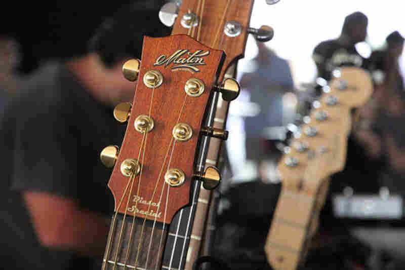 NPR Music at Bonnaroo 2010