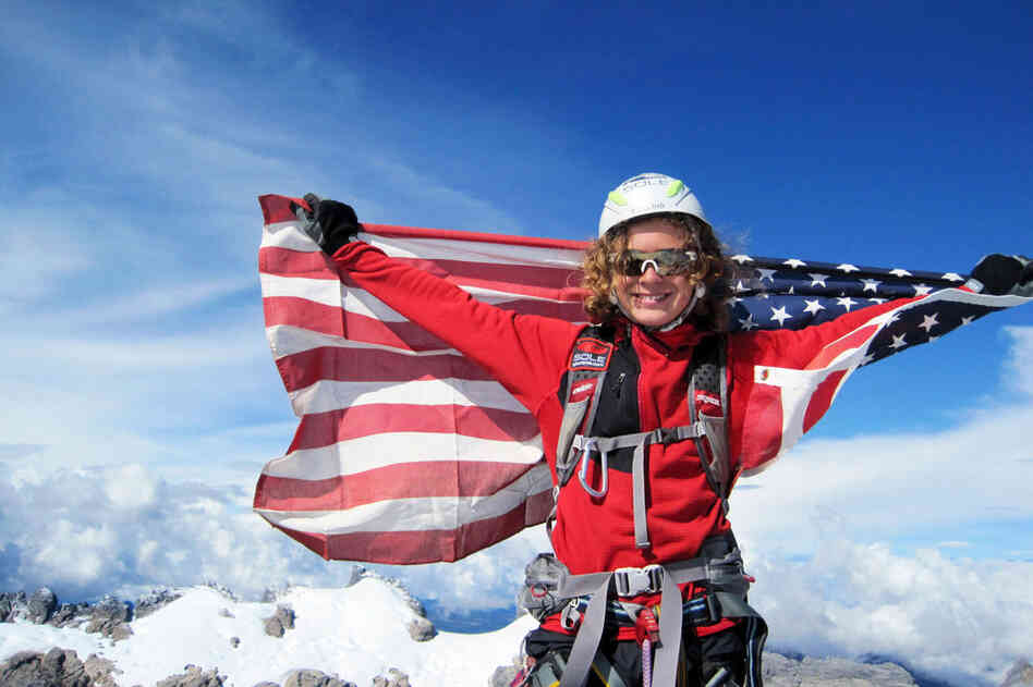 On May 22, Jordan Romero, 13, became the youngest climber to reach the top of Mount Everest. Here he stands at the summit of Carstensz Pyramid, Oceania's highest peak at 16,024 feet.