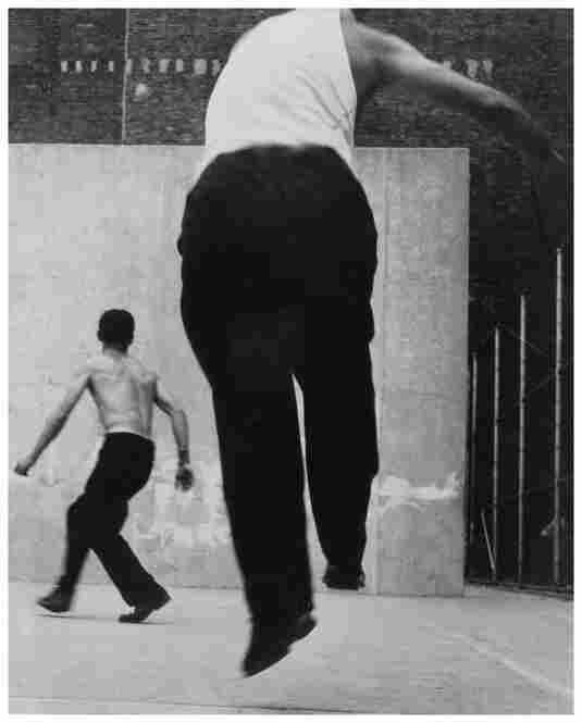 Handball Players, Lower East Side, 1950s-60s