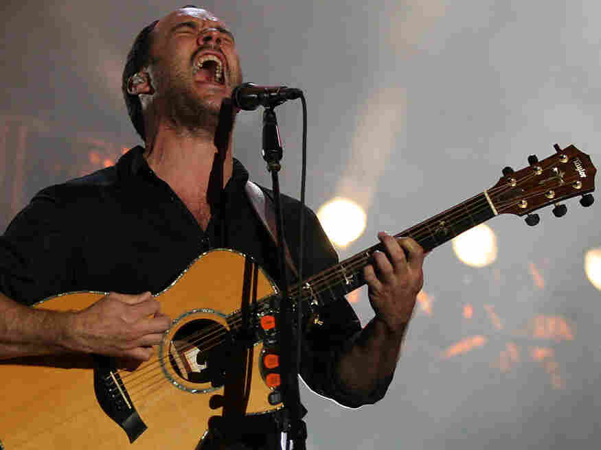 Dave Matthews Band closes out the ninth annual Bonnaroo festival