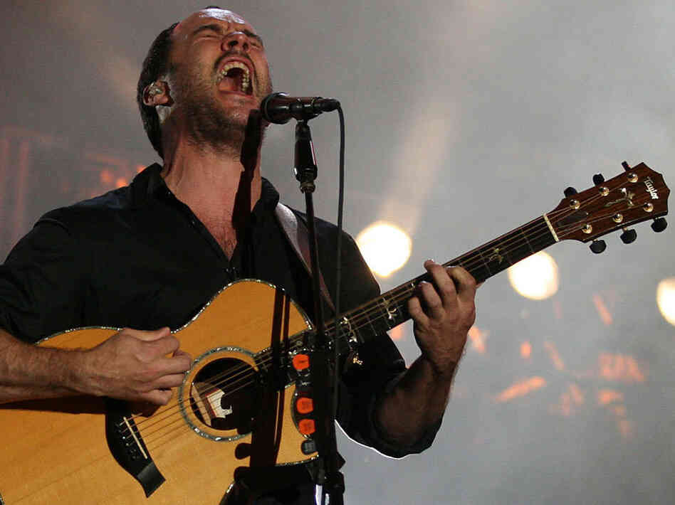 Dave Matthews Band closes out the ninth annual Bonnaroo festival