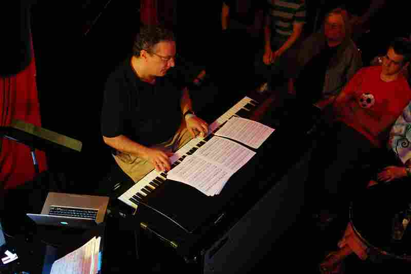 At Kenny's Castaways, Uri Caine and a stellar ensemble played deeply grooving versions of Mozart works.