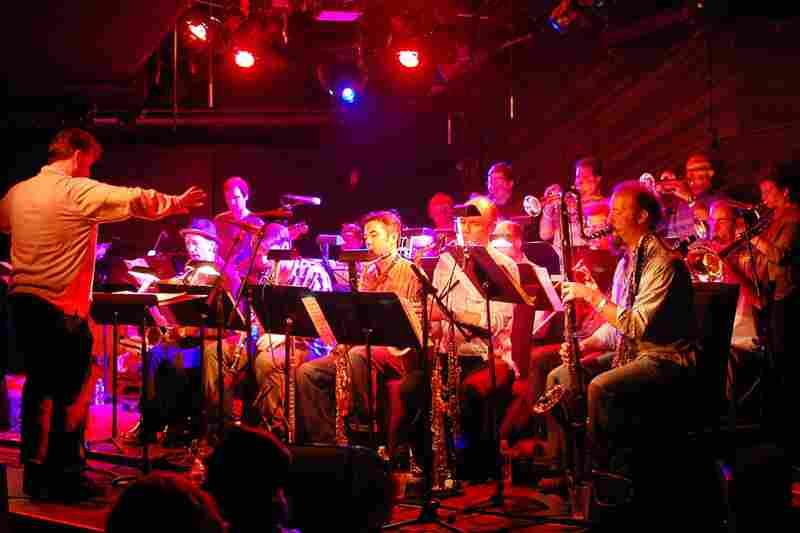 "The John Hollenbeck Large Ensemble performs ""A Blessing."""