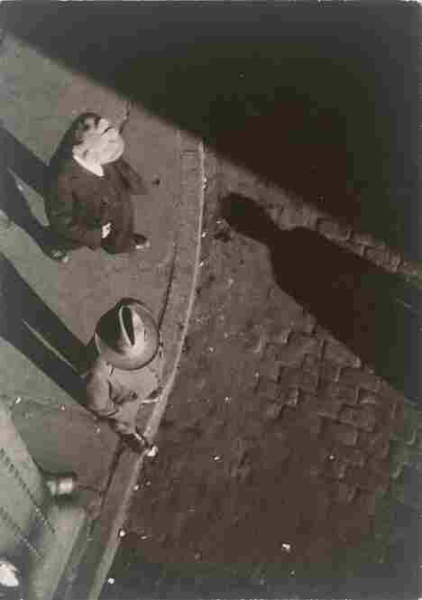 Street Scene, New York, 1928