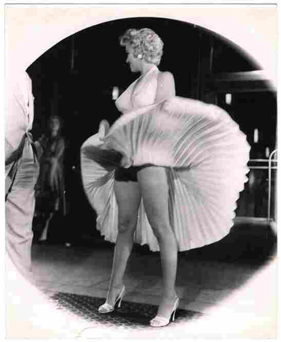Marilyn Monroe, circa 1950s /International Center of Photography/Getty Images)