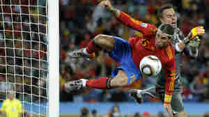 Swiss Clean Spain's Clock; Cup's First 'Mini' Round Ends
