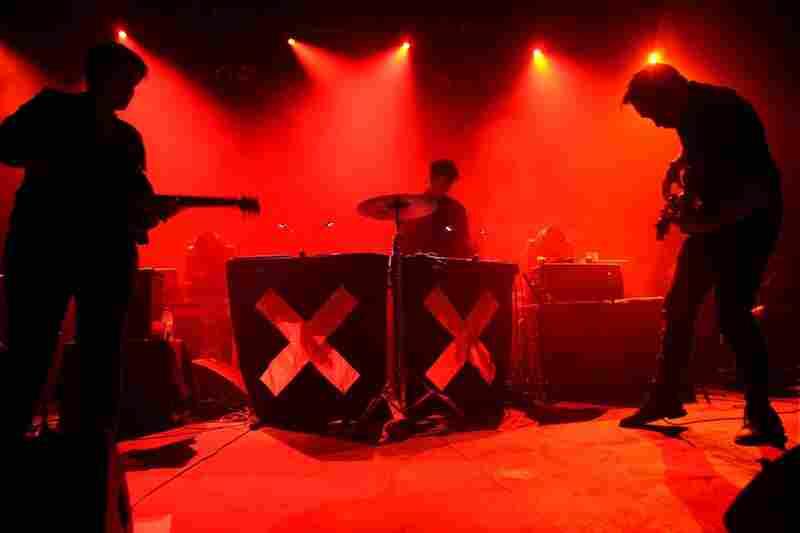 The xx performs at Bonnaroo 2010.