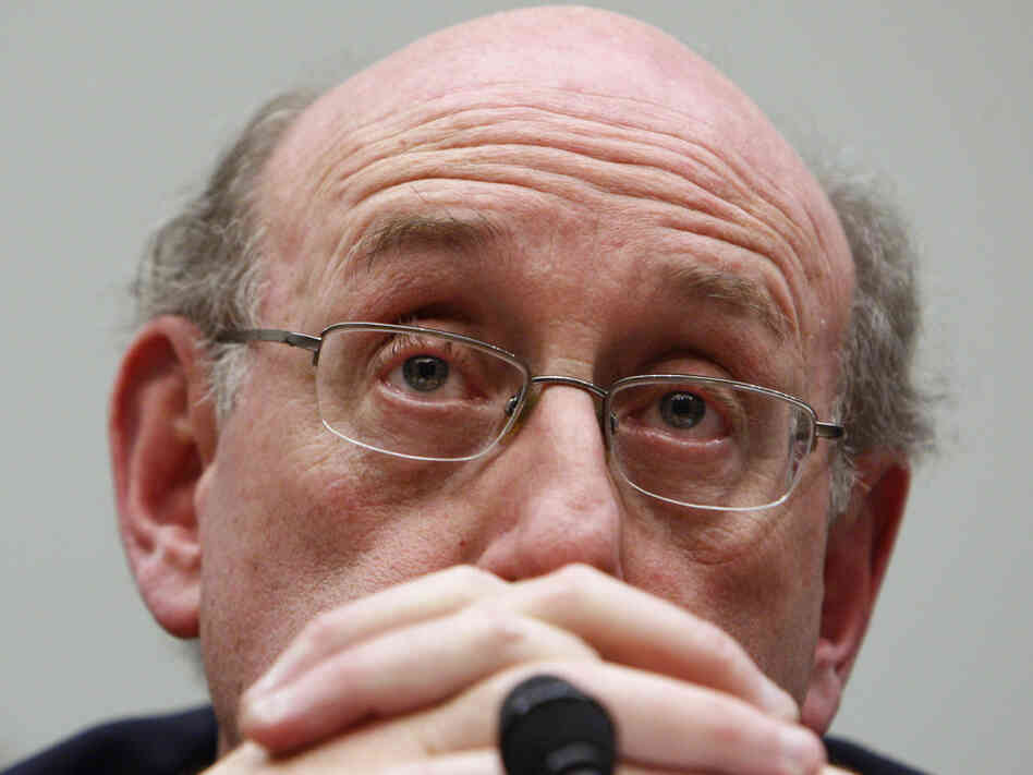 TARP Administrator Kenneth Feinberg Testifies Before House Panel