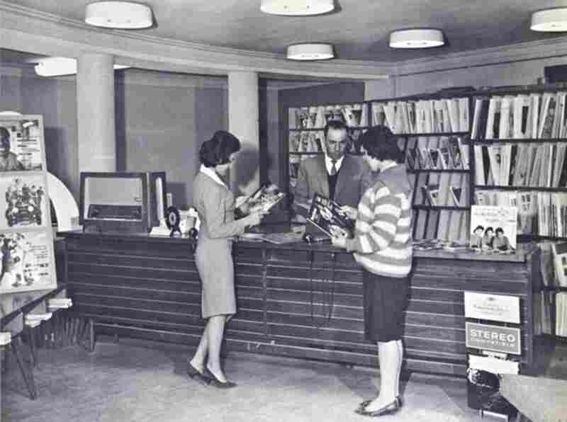 Record stores brought the rhythm and energy of the Western world to Kabul teenagers in the 1950s.