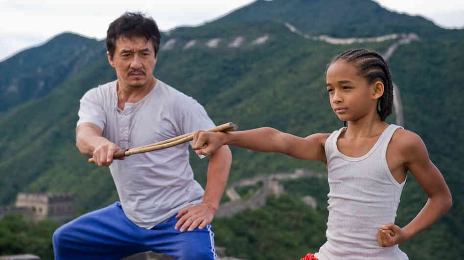 Jackie Chan and Jaden Smith star in 'The Karate Kid'
