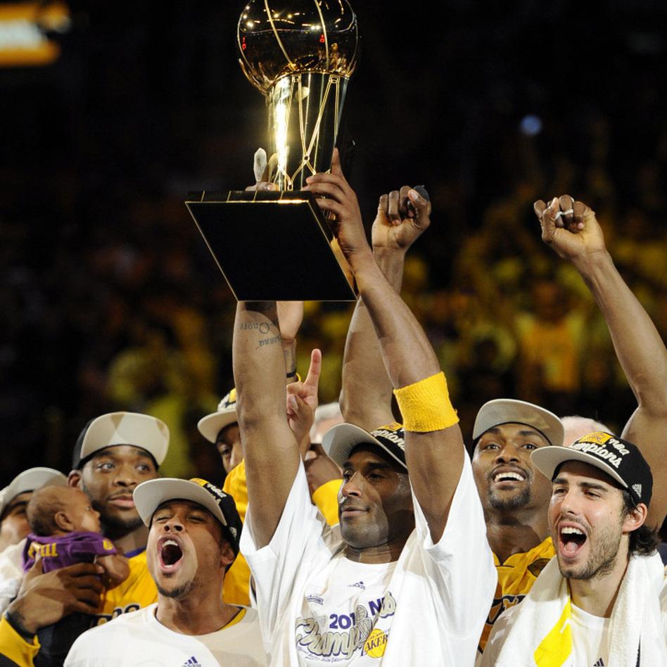 LA Lakers Win 16th NBA Championship