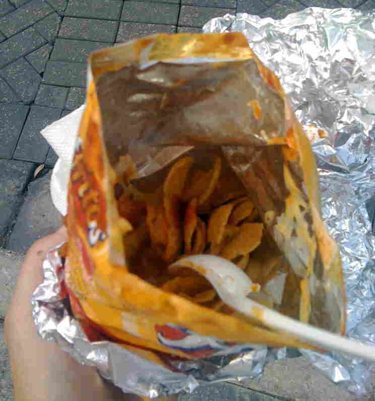 An image of Frito pie.