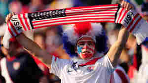 World Cup: Yes, I Am For America