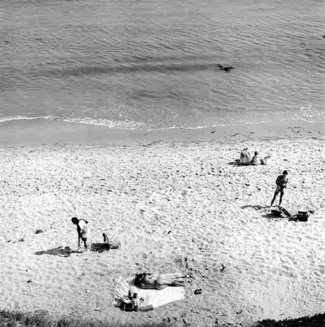 Malibu Beach, California, 1978, from the series Beach Cities
