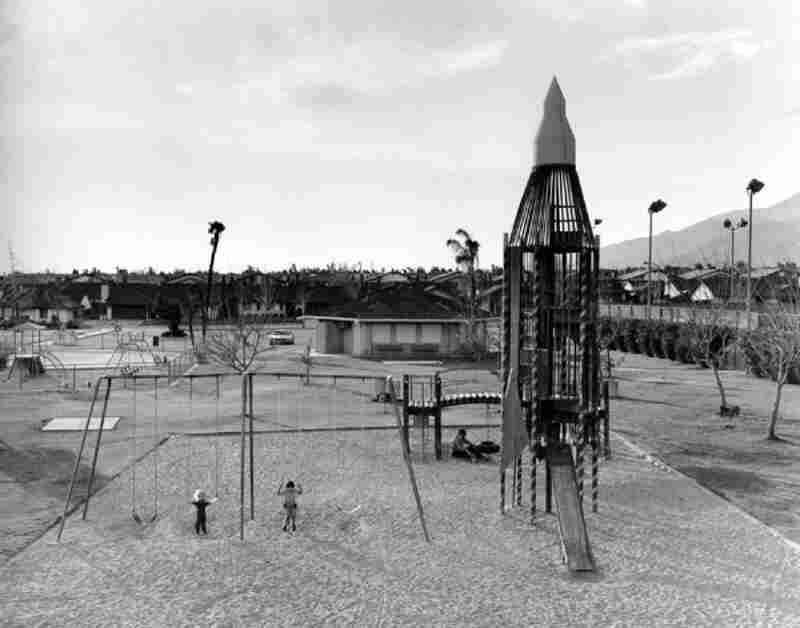 Playground, San Bernardino, California, 1984, from the series Subdividing the Inland Basin