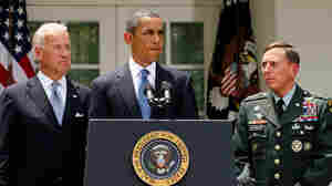 Obama Accepts McChrystal's Resignation, Appoints Petraeus As His Replacement