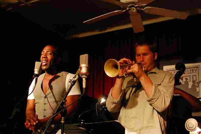 Jeremiah (left) and Shane Endsley.