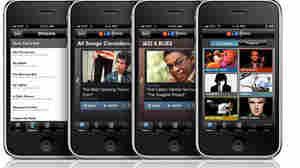 NPR Music app