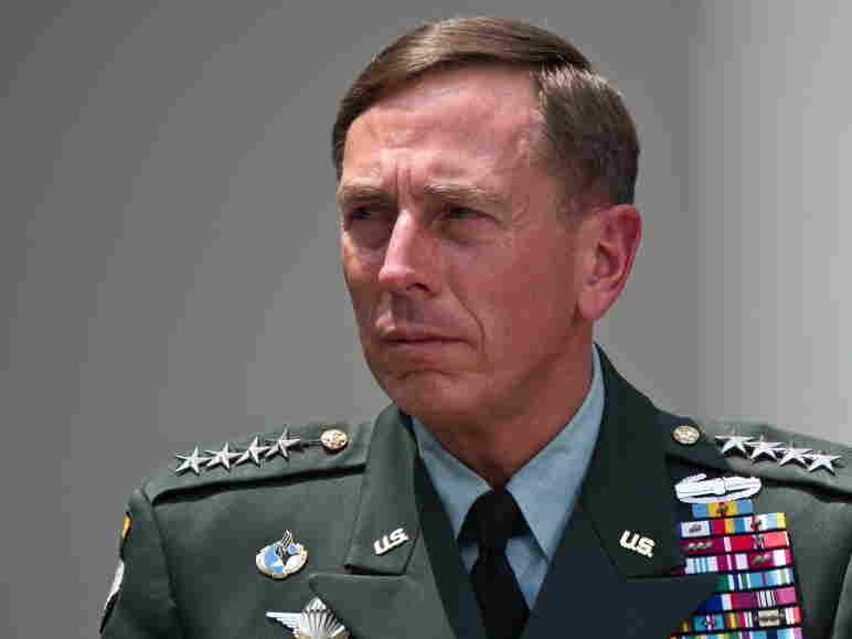 Gen. David Petraeus, the top U.S. commander in Afghanistan.