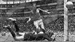 England vs. Germany, 1970