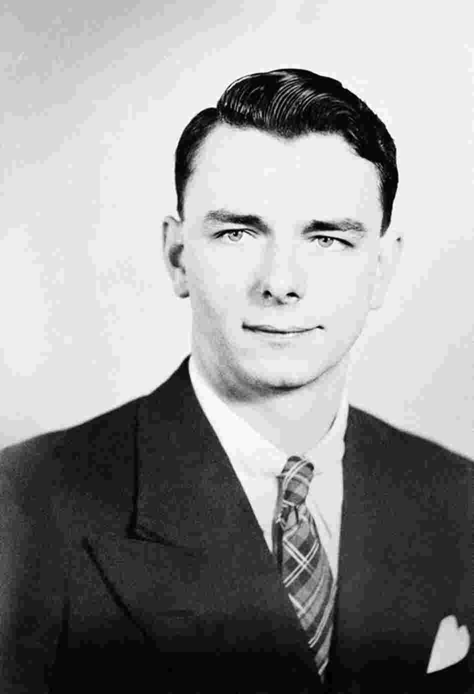 Sen. Byrd, shown here in 1957, the year before he was elected to the United States Senate, was the longest-serving member in Congressional history.